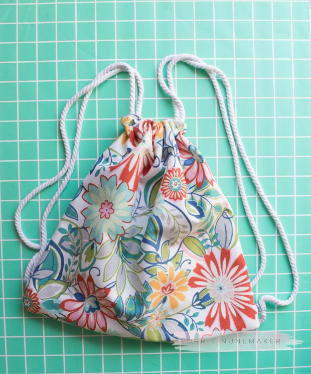 drawstring backpack-1